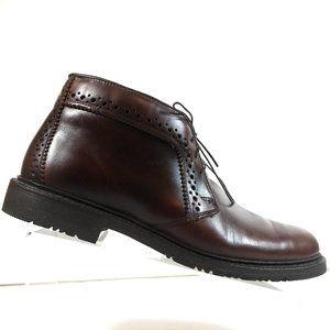 Allen Edmonds Bellevue Men Ankle Boots Size 9.5 B